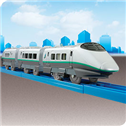 Tomica City Train CT1000