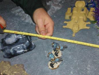 Play Warhammer at BSTS